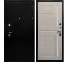 Входная металлическая дверь Авангард 3К лиственница беж