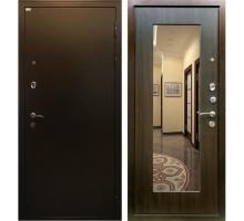 Входная металлическая дверь Милан эковенге с зеркалом