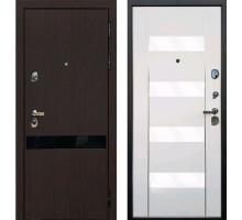 Входная дверь Rex Премьер Z2 Стекло белый триплекс