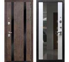 Входная дверь Rex Премьер Z3 с зеркалом 'Ясень белый'