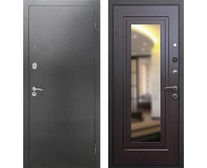 Входная дверь Rex 2А с зеркалом, Цвет 'Венге'