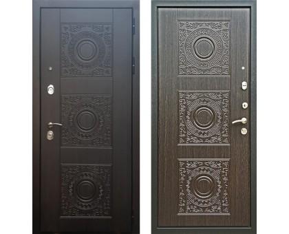 Входная дверь Rex 10, Цвет 'Венге'