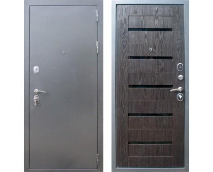 Входная дверь Rex Титан СБ-14, Цвет 'Венге тангенальный'