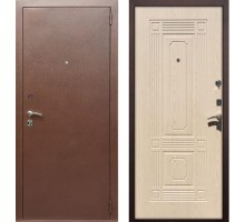 Входная дверь Rex 1, Цвет 'Беленый дуб'