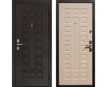Входная дверь Rex Гладиатор CISA, Цвет 'Беленый дуб'