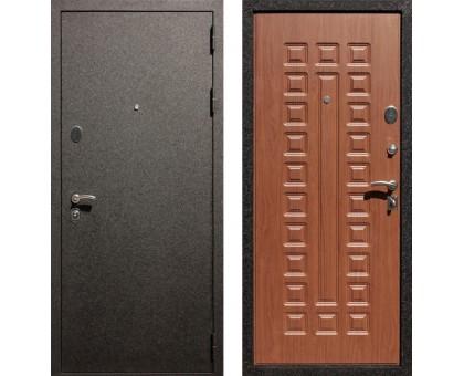 Входная дверь Практик 3К Крокодил, Цвет 'Орех'
