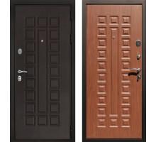 Входная дверь Сенатор Престиж 3К, Цвет 'Орех'