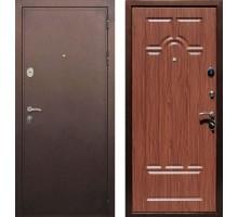 Входная дверь Сенатор Практик 3К, Цвет 'Орех тисненый'