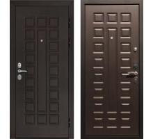 Входная дверь Сенатор Престиж 3К CISA, Цвет 'Венге'