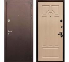 Входная дверь Сенатор Практик 3К, Цвет 'Беленый дуб'