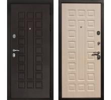 Входная дверь Сенатор Престиж 3К, Цвет 'Беленый дуб'