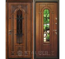 Входная дверь Сталлер Лацио