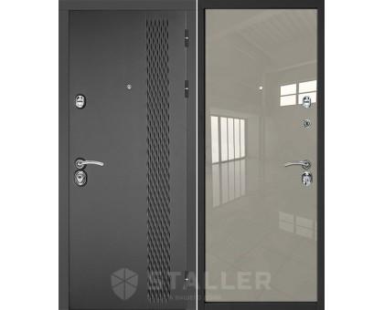 Входная дверь Сталлер Лика, галька люкс