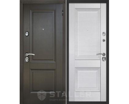 Входная дверь Сталлер Нова, монблан