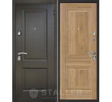 Входная дверь Сталлер Нова, салинас светлый