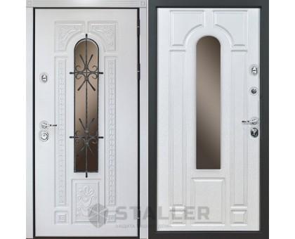 Входная дверь Сталлер Лацио Аргенто