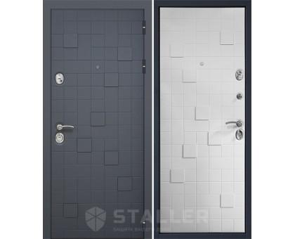 Входная дверь Сталлер Метро 2