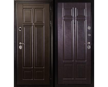 Входная дверь МД-07 (Венге)