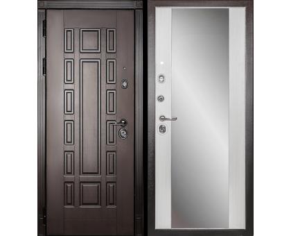 Входная дверь МД-38 (с зеркалом)